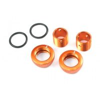 Aluminum Body Height Fine Adjuster Set – (Orange) – 2 pcs