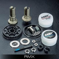 MST – RMX Alum. ball diff. set