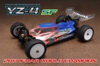 YOKOMO – YZ-4SF 4WD – Offroad factory car kit