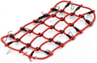 Protective Net for Crawler Luggage Tray – Red