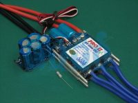 ESC 220A HV – ETTI Opto – Pro II Navy Competition Brushless