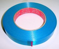 Battery – Racing Strapping tape (50m x 17mm) – Blue