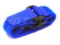 INTEGY – Blue Universal Battery Straps – 200mm (2 pcs)