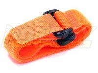 INTEGY – Orange Universal Battery Straps – 200mm (2 pcs)