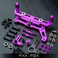MST – FXX / FSX Alum. steering rail (Purple)
