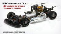 WRC-Racing – NTX 1.1 – 1:10 Fuel Touring Car (Kit)