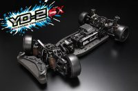 Yokomo – YD-2 SX RWD Drift Car Kit (Graphite Chassis)