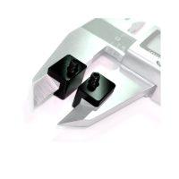 Shock and linkage ball length measurement tool (Adaptor for vernier Caliper)