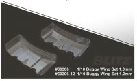 BLITZ – 1:10 Buggy Wing Set 1.0mm