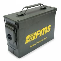 FMS – Lipo Security Box (Small) 279x97x185mm