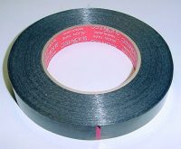 Battery – Racing Strapping tape (50m x 17mm) – Black