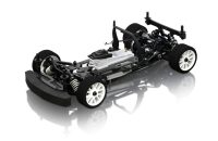 Shepherd Velox V10 – 1:10 Fuel Touring Competition Car – 2017 (Black edition)