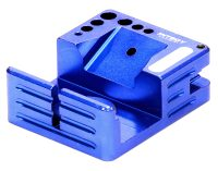 Alloy Machined Motor and Universal Connector Soldering Jig – BLUE