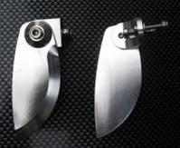Stabilisatorfinner – 72mm – (par)