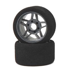 Matrix Racing – 1:8 Front 32sh – Foam on Carbon Rims – (2 pcs)