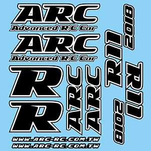 R11 2018 Decal