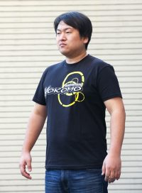 Team YOKOMO – Logo T shirts XL size