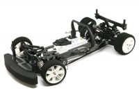 Shepherd Velox V10 – 1:10 Fuel Touring Competition Car – 2019 (Black edition)