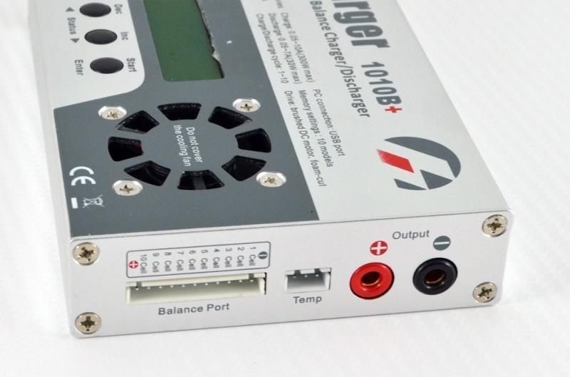 iCharger – 1010B+ (1 x 10S 10A 300W) – Rcmn.no