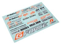 G-Force – Decals