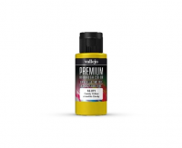 Vallejo – Candy Yellow 60ml for Lexan – Air