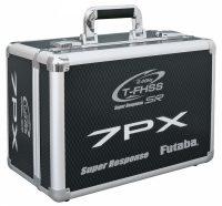Futaba Transmitter Suitcase for T7PX – Aluminium