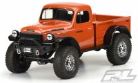 ProtoLine – 1946 Dodge Power Wagon Clear Body