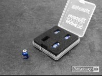Bittydesign – Magnetic Body Post Marker Kit (Blue)