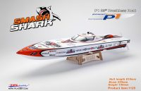 Smash Shark Racing Boat – ARTR – 830mm