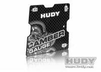 HUDY – Quick Camber Gauge – 1:10 Cars (1.5°, 2°, 2.5°)
