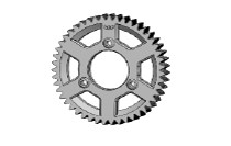 NTX 1.1 – Composite 2-Speed Gear 47T (2st) Option