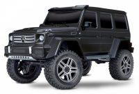 Traxxas – TRX-4 Mercedes G500 4×4 Black (ATR)