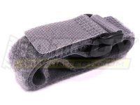 INTEGY – Grey Universal Battery Straps – 200mm (2 pcs)