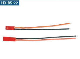 JST – Male & Female battery wire