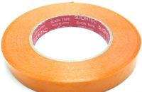 Battery – Racing Strapping tape (50m x 17mm) – Orange