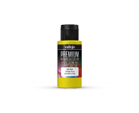 Vallejo – Fluo Yellow 60ml for Lexan – Air