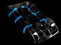 Xtreme Airodynamics – Body Stiffeners 1:8  (fits all 1:8 bodies)