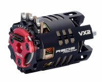 REDS – 13.5T VX2 Brushless Motor – Low Resistance (2 Pole Sensored) (EFRA/BRCA Approved)