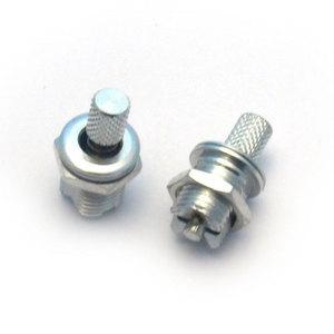 Hatch Lock – Aluminium push lock – 22mm (2 pcs)