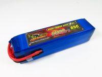 Batterier - 6 Cellers LIPO