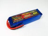 Batterier - 5 Cellers LIPO