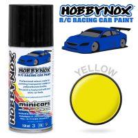 Hobbynox – Yellow RC Racing Car Spray (150 ml)