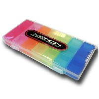 Xenon – Small plastic case – Clear (Set)