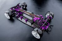 MST – RMX-D VIP 4WD Drift Car Chassis ARR (Purple)