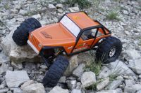 Mon-Tech – Rock Crawler Extreme Body – Clear Lexan
