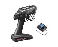 Sanwa MX-V – DRY/3CH 2.4Ghz FH2 Radio w/RX-371W Waterproof Receiver