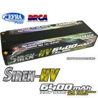 Silverback – SIREN – 2s 6400mAh 100C – 7.6V (HV)