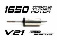 R1 WURKS – V21 – 1650 Torque Tuned Rotor for V21 Motors (ROAR approved)