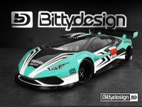 Bittydesign – AGATA 1:10 GT 190mm body