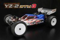 YOKOMO – YZ-2DTM3- 2WD – Offroad car kit (2019)
